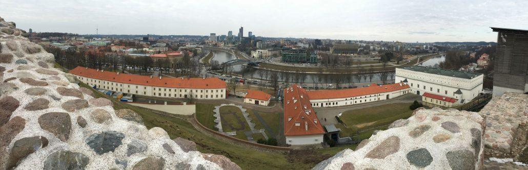 Hovedstaden i Litauen